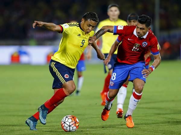 Soi kèo Tài Xỉu trận Colombia vs Chile (6h00 ngày 10/9)