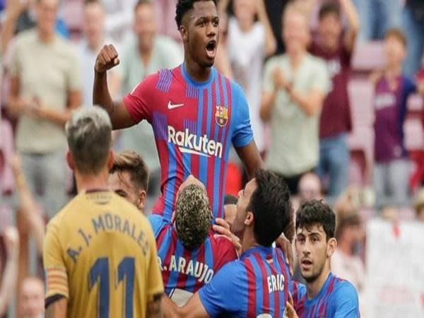 Chuyển nhượng Barca 15/10: Ansu Fati đàm phán gia hạn Barca