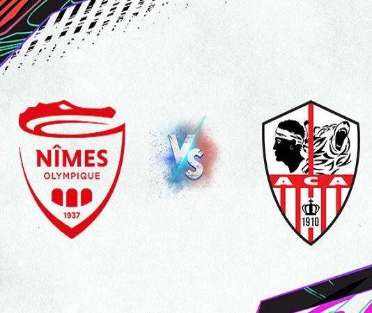 Nhận định, soi kèo Nimes vs Ajaccio – 01h45 19/10, Hạng 2 Pháp